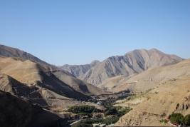 Carretera Teherán - Chalus
